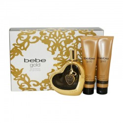 Set Bebe Gold edp 100 +...