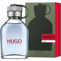 Hugo Green after shave 75
