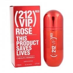 212 Vip Rose Red edp 80