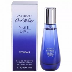 Cool Water Night Dive edt 50